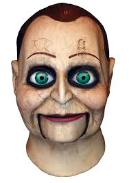 garbage pail kids halloween costume dead silence billy puppet mask