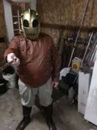 Judge Dredd Halloween Costume Rocketeer Costume