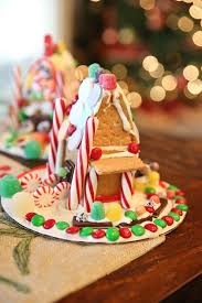 easy graham cracker gingerbread houses our best bites