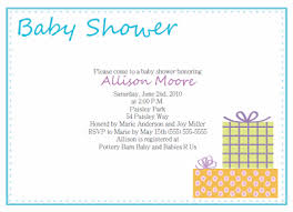 baby shower invite wording free printable baby shower invitation templates