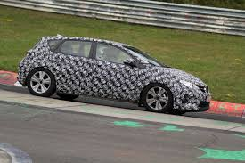 toyota auris suv toyota auris 4x4 2017 spied at the nurburgring by car magazine