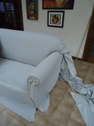 Pillow Arm Sofa Slipcover by Powell Brower At Home February 2012