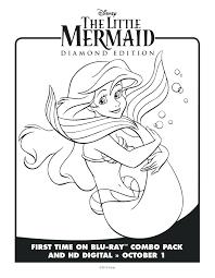 mermaid coloring sheet barbie merliah pages ariel