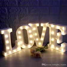 led cer awning lights fashion led marquee letter lights 3d diy alphabet light up sign for