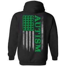 Green Day Flag Autism St Patrick U0027s Day Green Flag Shirt U2013 Autism Awareness America