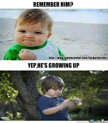 Success Meme - success kid by luckycharmer meme center
