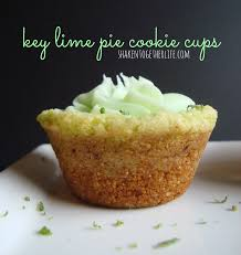 key lime pie cookie cups a deliciously easy dessert