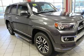 toyota 4runner limited 4wd 2017 toyota 4runner limited 4wd at wolfchase toyota serving