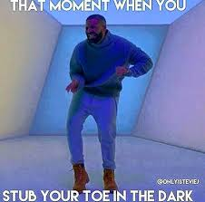 Toe Memes - drake hotline bling memes