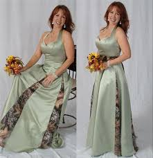 camouflage tree camo mother of the bride groom dresses for forest