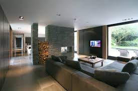 photo room divider fireplaces as room dividers 15 double sided design ideas