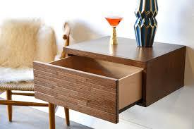 modern night table mid century modern nightstand this mid century modern inspired
