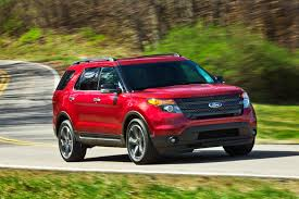 Ford Explorer 3 Rows - 2014 ford explorer reviews and rating motor trend