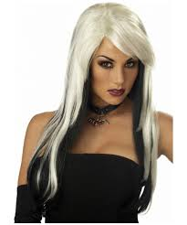 blonde wig halloween costume vampire vixen wig pirate black blonde halloween wig at