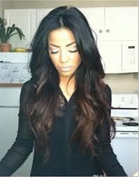 how to style brazilian hair kim kardashian same style hair america nature ombre black brown