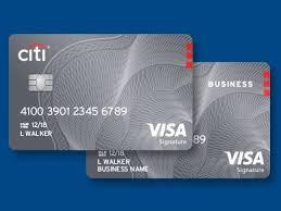 Best Business Credit Card Deals Citibank Credit Card Business