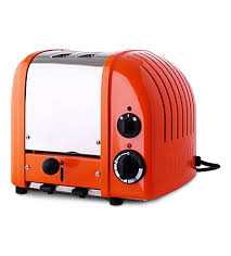 Duralit Toaster Dualit Vario Two U2013slice Toaster Exclusive Orange Selfridges Com