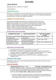 cv template qub we are professional chartered accountants johannesburg cbd itt job