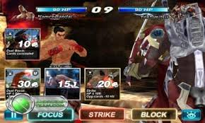 tekken apk tekken card tournament apk fighting standalone android