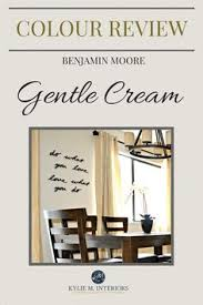 the best cream paint colours benjamin moore cream paint colors
