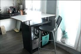 meuble de cuisine bar bar fait maison meuble bar cuisine fait maison pour idees de deco de