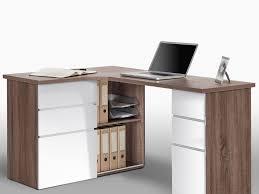Solid Wood Corner Desk Office Awesome Corner Desk Modern Solid Wood Construction Walnut