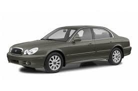 hyundai sonata consumer reviews 2003 hyundai sonata overview cars com