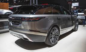 land rover velar 2018 2018 land rover range rover velar pictures photo gallery car