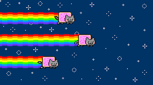 Nyan Cat Meme - nyan cat tumblr buscar con google nyan cat pinterest nyan cat