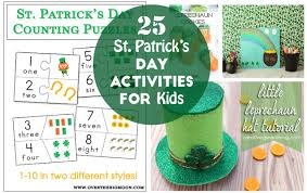 25 st patrick u0027s day activities for kids integrated learning