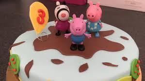 decoration cupcake anniversaire gâteau peppa pig les gourmandises de némo