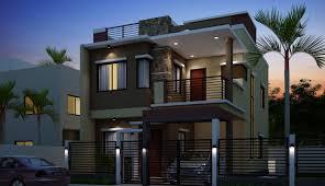 2 Storey House Design 2 Storey Residential House Plan House Design Plans