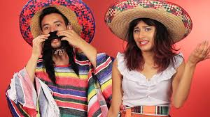names of halloween costumes mexican people try u201cmexican u201d costumes youtube