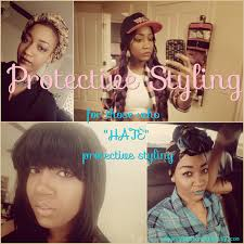 protective styling for those who protective styling