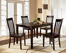 5 dining room sets amazon com hyland d258 225 5 dining room set with