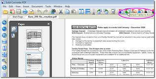convert pdf table to excel charming convert pdf table to excel f37 on stunning home designing