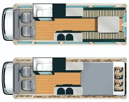 camper van layout campervan rental in australia cheapa 2 berth