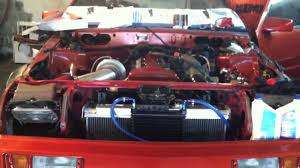 chrysler conquest engine 2jz 86 conquest running youtube
