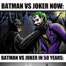 Batman Joker Meme - batman vs joker by lukabracovic12 meme center