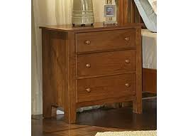innovative cherry wood nightstands with sade french country cherry