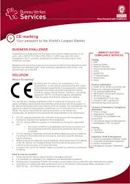 ce bureau veritas electrical and electronics ce marking