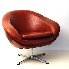 Bucket Armchairs Vintage Bucket Swivel Chair 1970s For Sale At Pamono