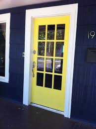 painting the front door mustard yellow mustard and exterior