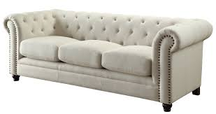 Chesterfield Sofa For Sale by Willa Arlo Interiors Dalila Upholstered Chesterfield Sofa