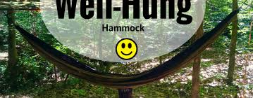 the beginner u0027s guide to a well hung hammock survival sherpa