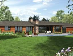 ranch homes designs contemporary ranch house modern ranch style house plans fin