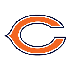 Blue And White Flag With Red C Chicago Bears Uniform History
