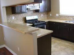 simple kitchen design with lowes beige laminate countertop u
