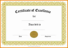 award certificate samples free blank certificates template for a gift certificate fax form