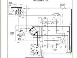 gas golf cart wiring diagram on lincoln electric motor wiring